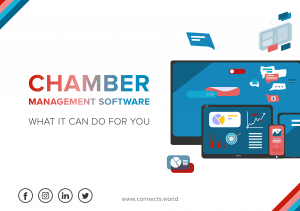 Visual of Chamber Management Software CONNECTS