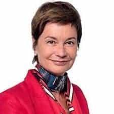 Joelle Evenepoel, General Secretary BECI
