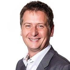 Olivier Willocx, Managing Director BECI