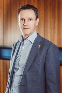 Wouter Van Gulck, General Manager of the Federation of Belgian Chambers