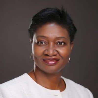 Photo of Bunmi Afolabi General Director of the Nigerian British Chamber of Commerce