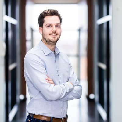 Ward Smits, International Trade Advisor for VOKA Limburg