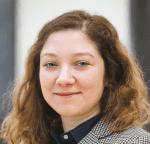 Picture of Karolina Vainilkaitė, Communities Developer at CONNECTS