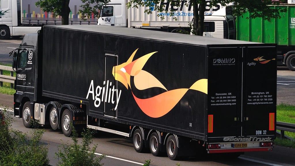 Visual of Agility