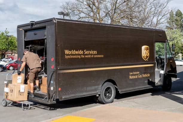 Visual of UPS