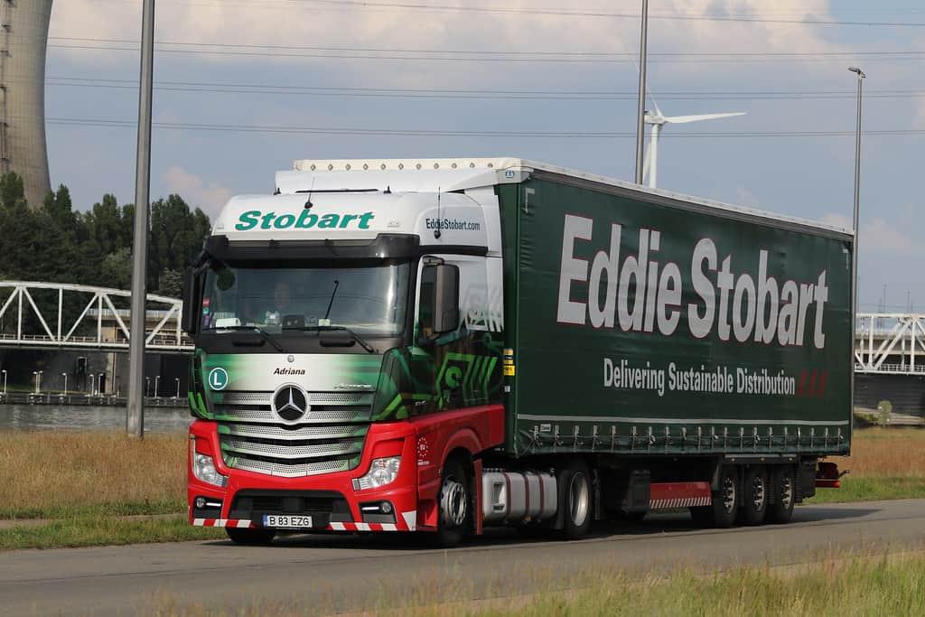 Visual of Eddie Stobart