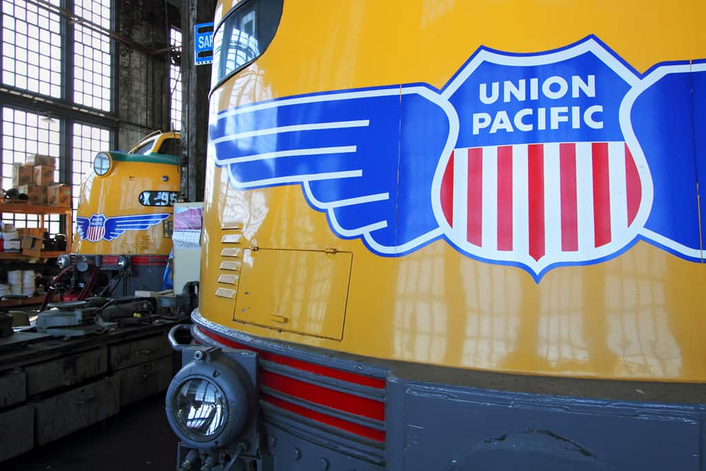 Visual of Union Pacific
