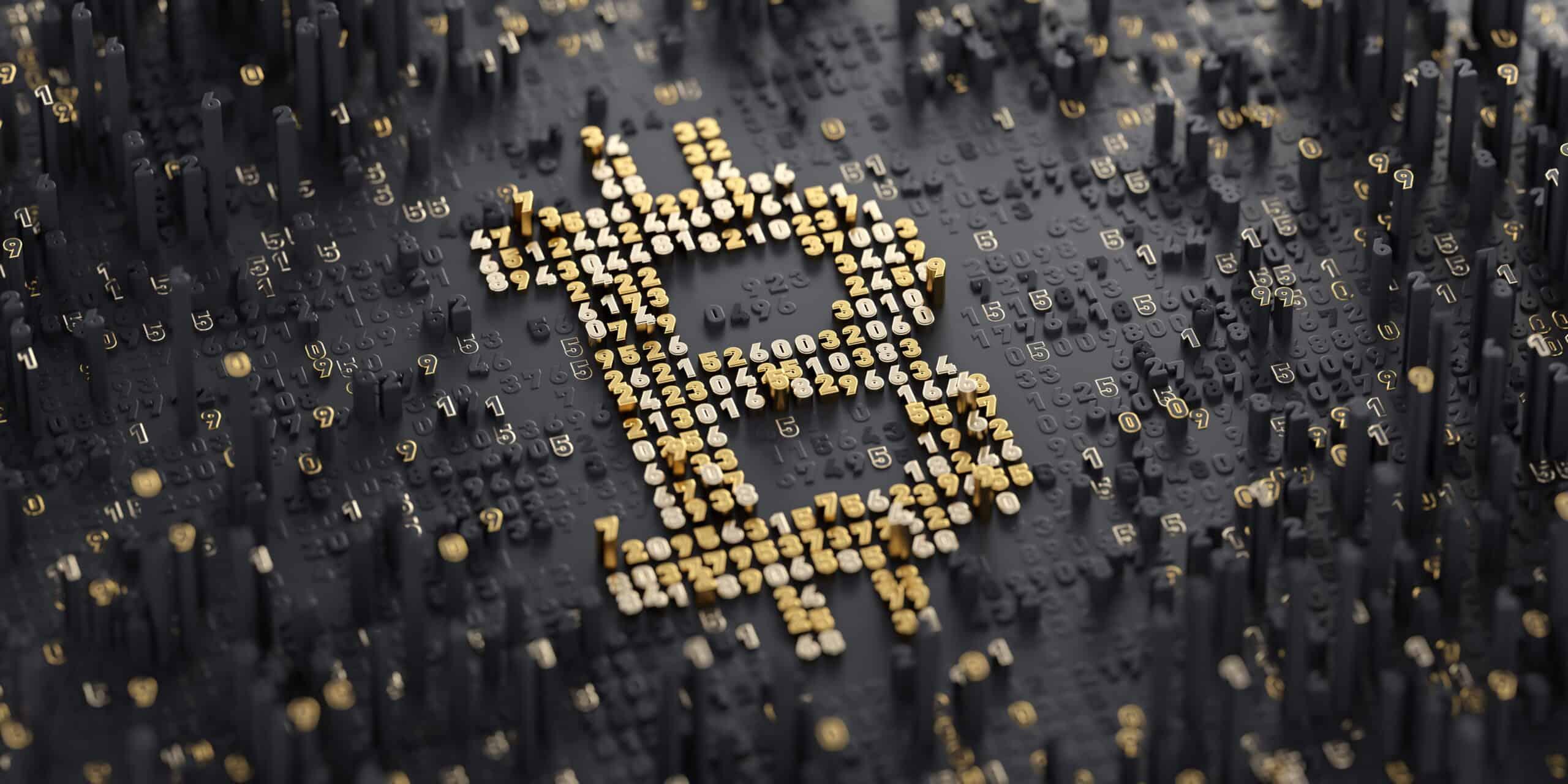 Visual of bitcoin